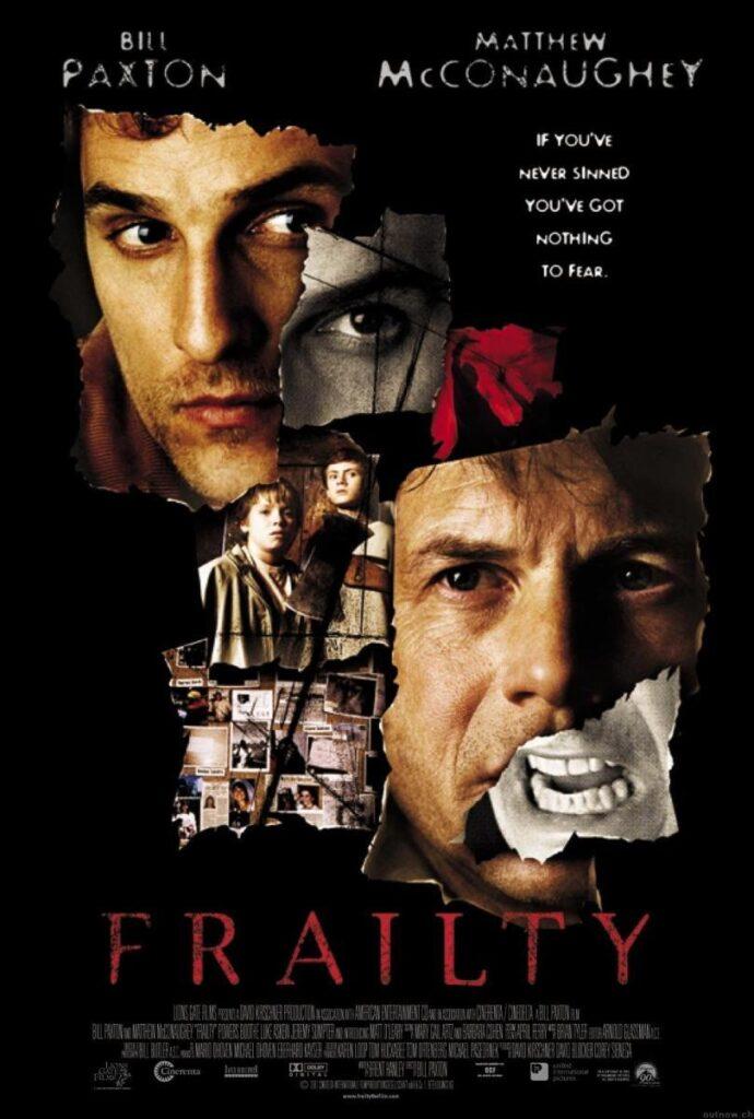 psychological thriller frailty
