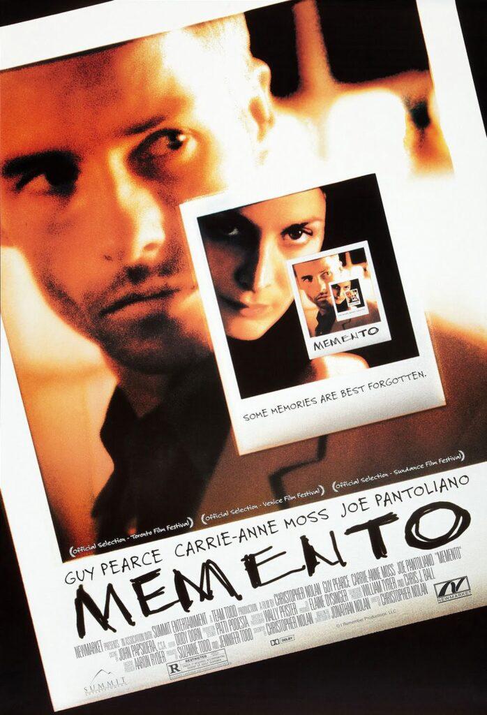 psychological thriller memento