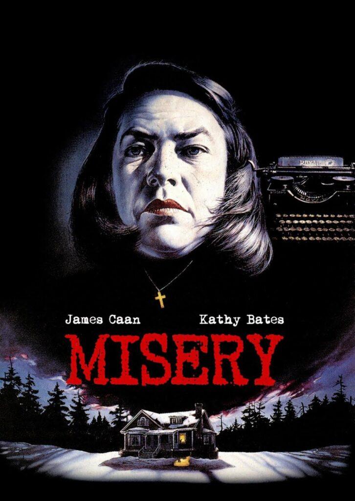 psychological thriller misery