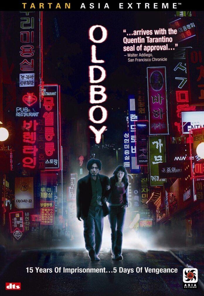 psychological thriller old boy