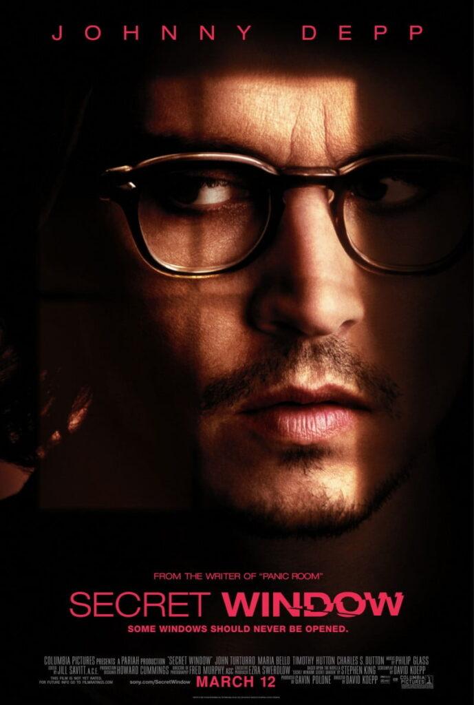 psychological thriller secret window