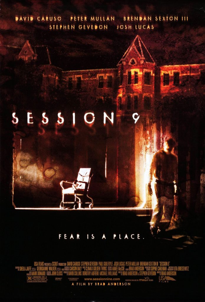 psychological thriller session 9