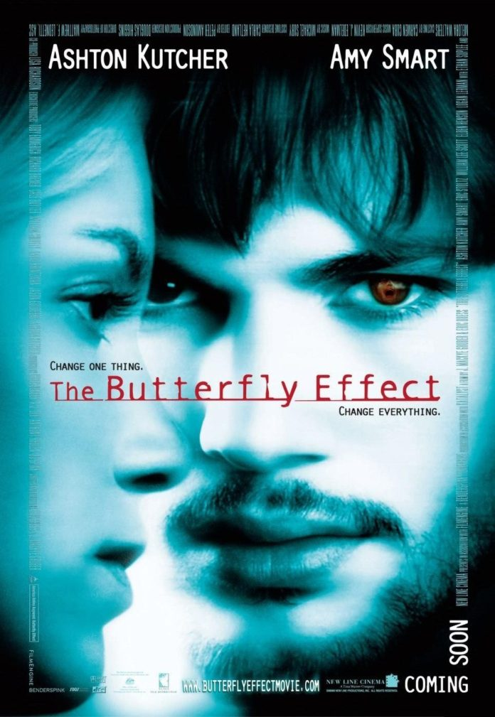 psychological thriller the butterfly effect