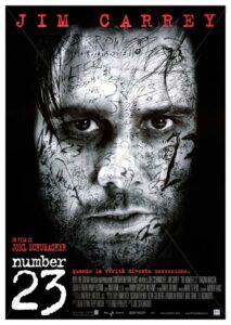 psychological thriller the number 23