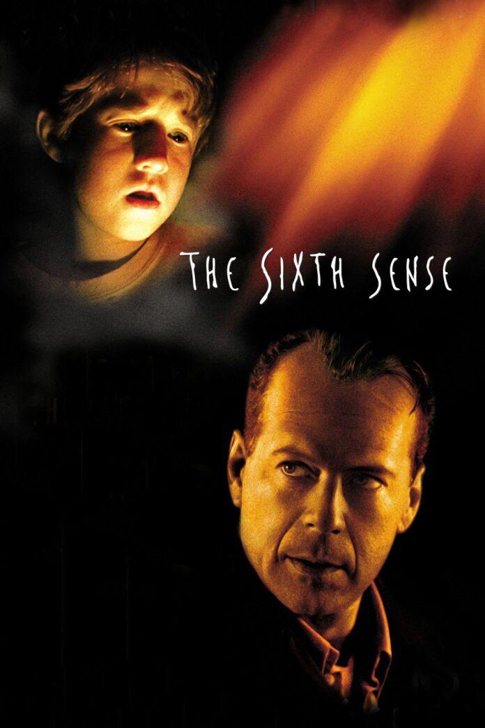 psychological thriller the sixth sense
