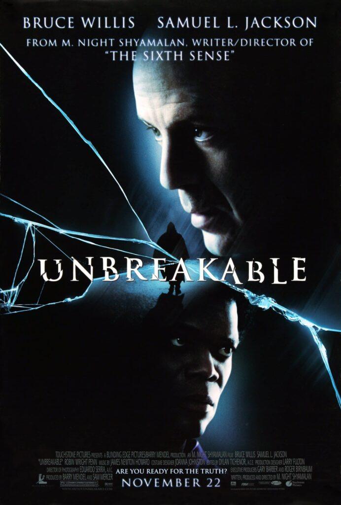 psychological thriller unbreakable