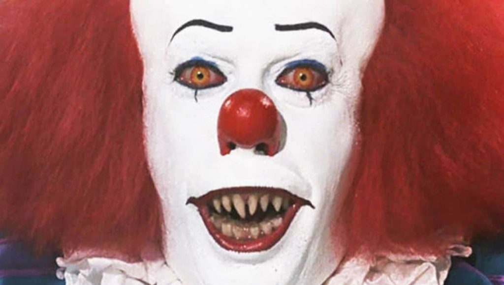 pennywise scary