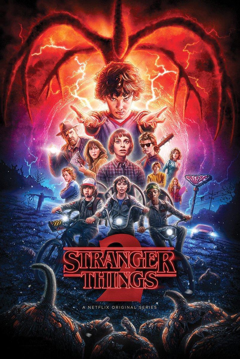 stranger things 2017