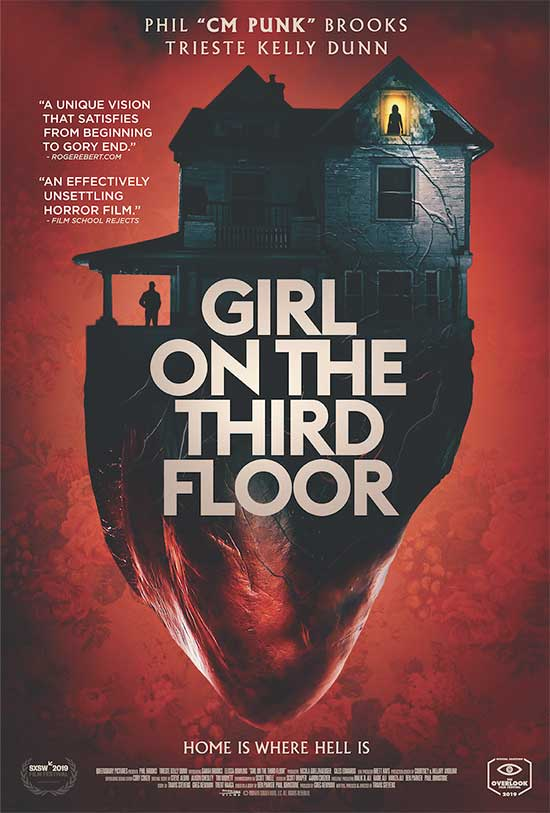 girl on the third floor new poster