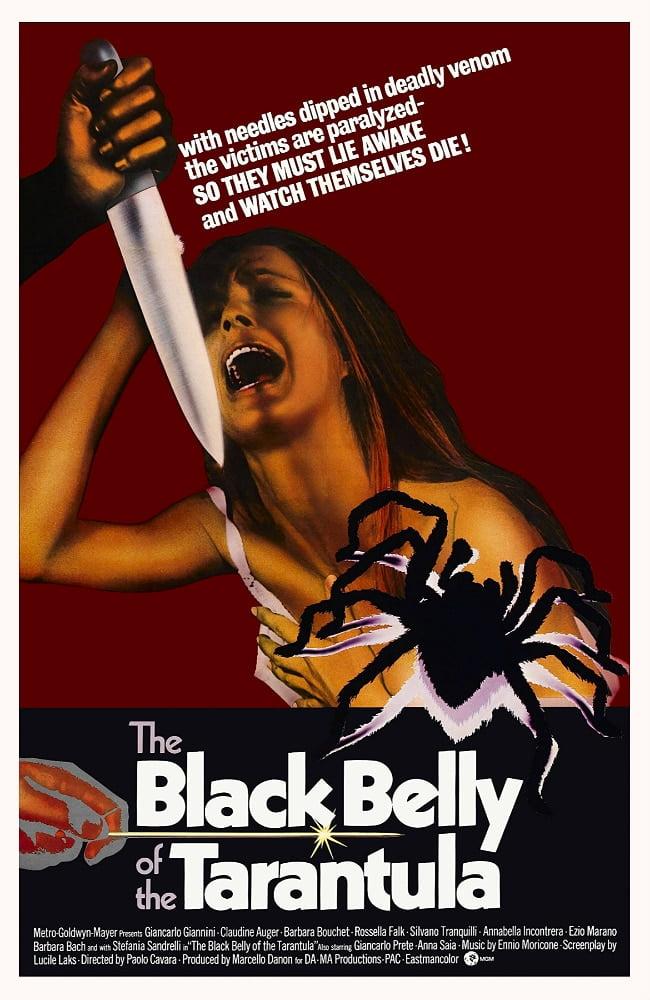 black belly of the tarantula 1971