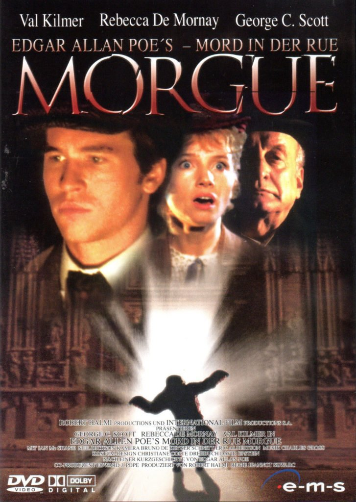 the murders in the rue morgue 1986