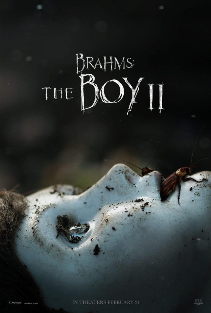 brahms the boy II poster