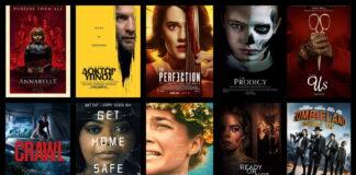 Οι 10 Καλύτερες ταινίες τρόμου για το 2019