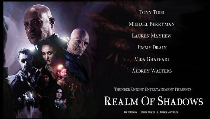 Realm of Shadows: Ανθολογία τρόμου με θρυλικά horror ονόματα!