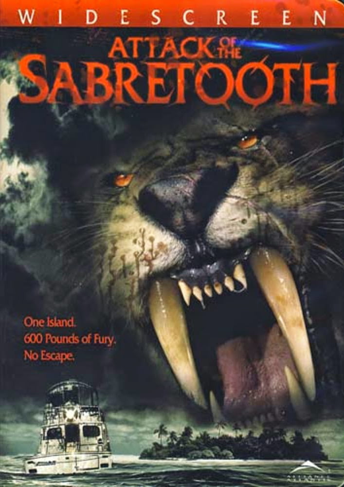 attack of the sabretooth 2005