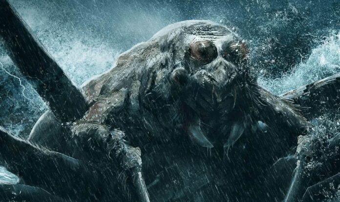 Θαλάσσιος τρόμος με γιγάντια αράχνη από την Κίνα